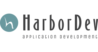 HarborDev App Development Company Logo