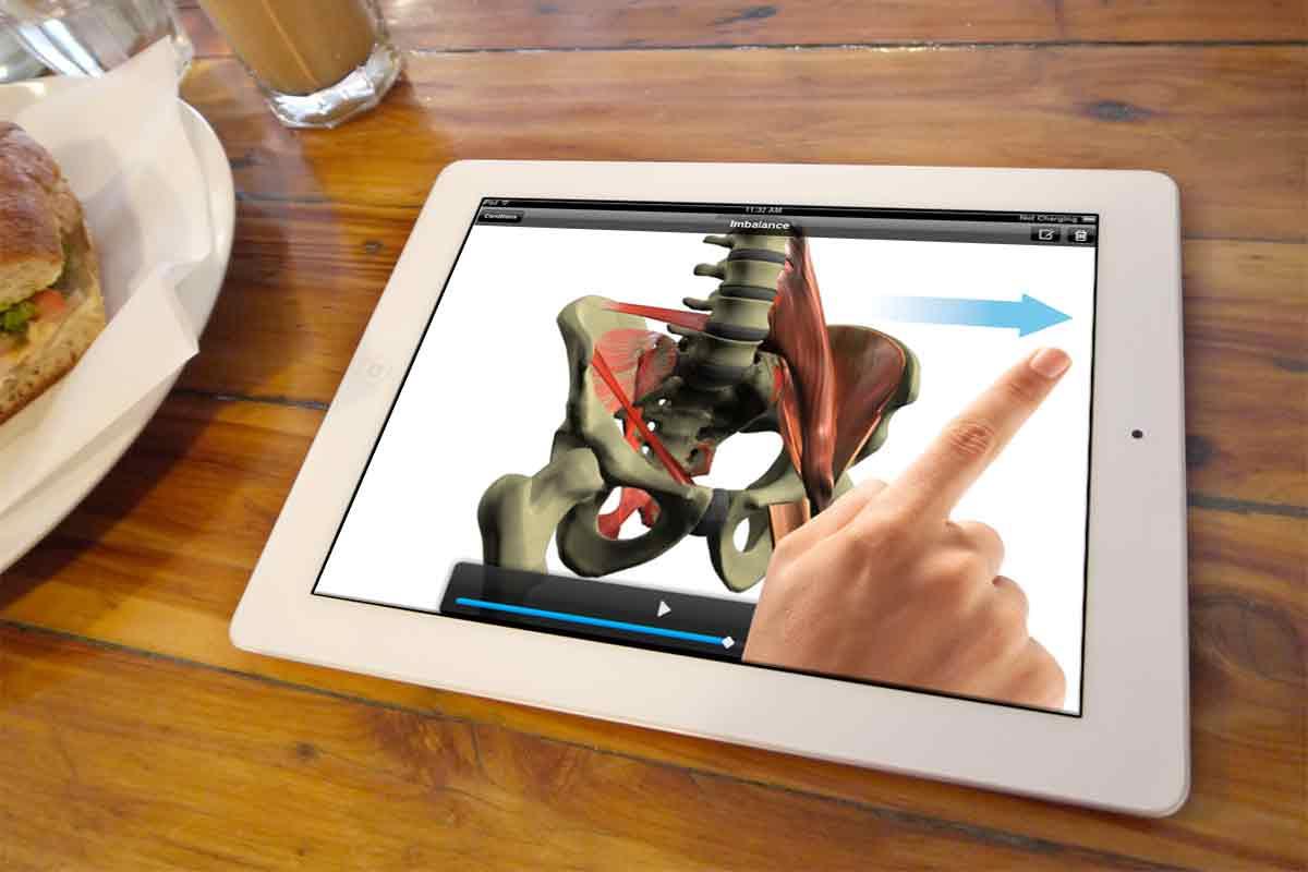 3D Consultation App Preview 1