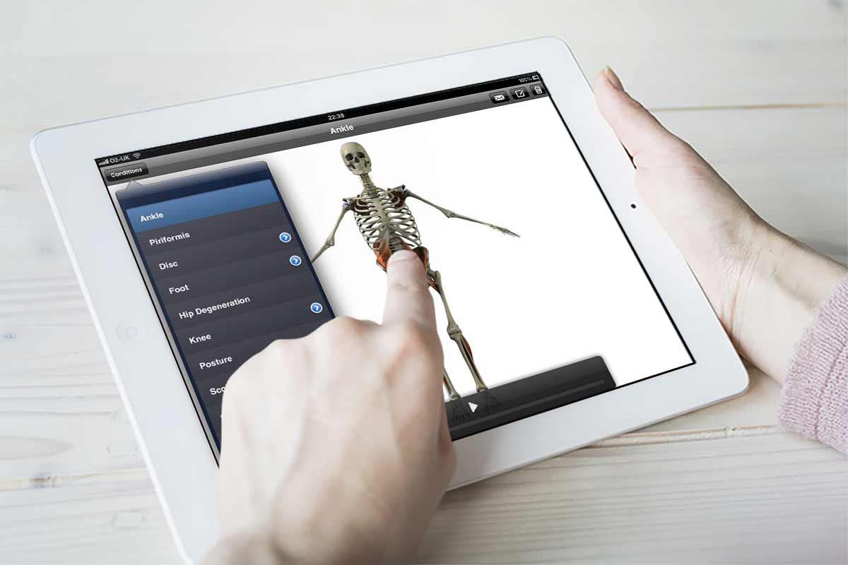 3D Consultation App Preview 2