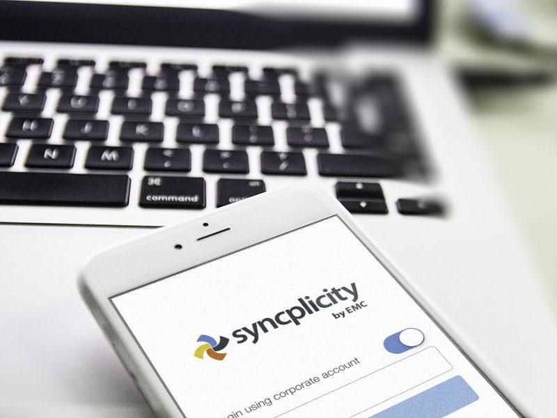 Syncplicity App