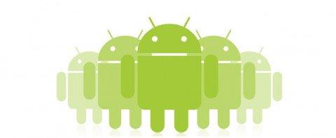 android update statistics