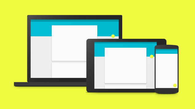 Material Design: Android Developers' New UI