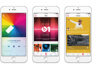 Apple Music and Beats1 launched today