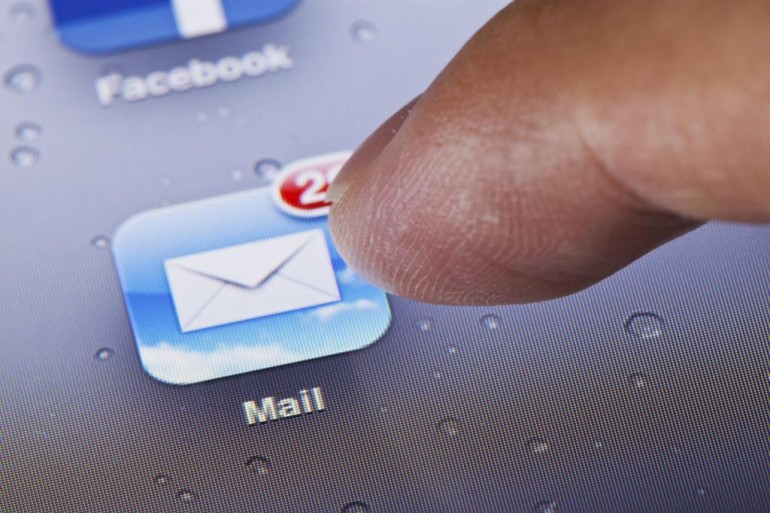 Apple Mail App Bug