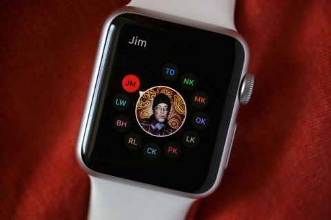WatchOS 2 release at WWDC
