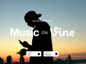 Twitter launches Music on Vine