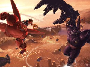 Kingdom Hearts III will have a world based on Big Hero 6