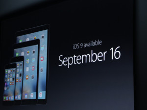 iOS 9 Will Launch On September 16