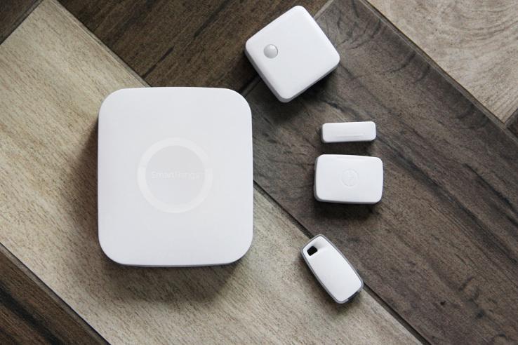 SmartThings Smart Home Hub
