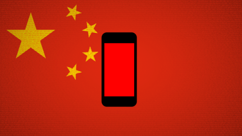 ios malware china attack