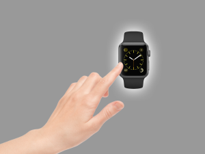 Are Gestures Defining Apple Watch?
