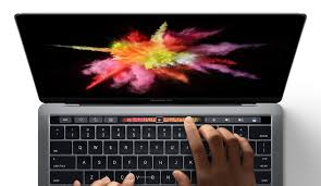 Apple releases MacBook Pro with new Touchbar